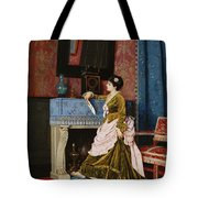 A Moments Reflection Tote Bag