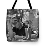 A Moment's Rest Tote Bag