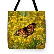 A Monarch World Tote Bag