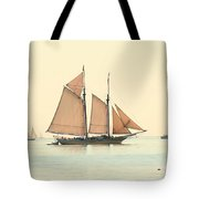 A Morning In Maine Tote Bag