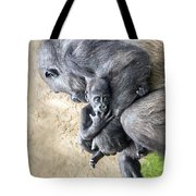 A Mother's Embrace Tote Bag