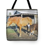 A Mothers Love  Tote Bag