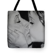 A Mothers Love Tote Bag by Carla Carson