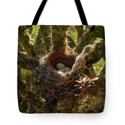 A Mothers Protection Tote Bag