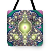 A Mothers Womb Gods Garden Of Life Tote Bag