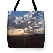 A Mountain Beauty... Tote Bag