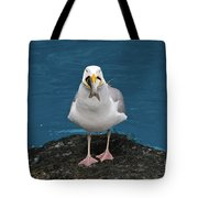 A Mouth Full Tote Bag