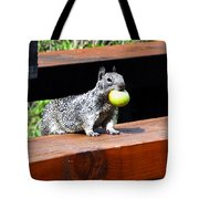 A Mouthful Tote Bag