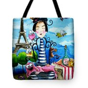A Moveable Feast Tote Bag