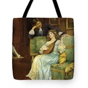 A Musical Interlude Tote Bag