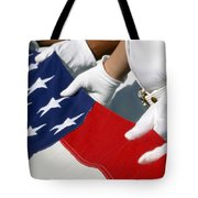 A Naval Station Pearl Harbor Ceremonial Tote Bag