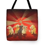 A New Day Waiting Tote Bag