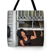 A New Orleans Greeting Tote Bag