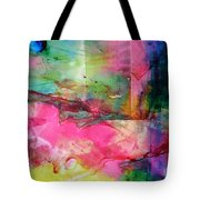 A New World Dawning Tote Bag