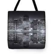 A New York City Night Tote Bag