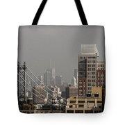 A New York Composite Tote Bag