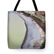 A Nice Beach Tote Bag