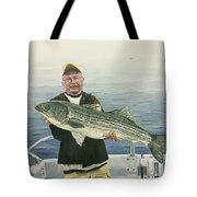 A Nice Catch Tote Bag