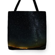 A Night At The Beach 10 Tote Bag
