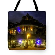 A Night At The Hurricane Tote Bag