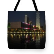A Night At The Museum Tote Bag