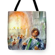 A Night At The Tavern Tote Bag