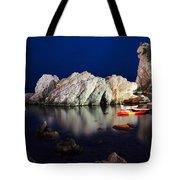 A Night In Croatia Tote Bag