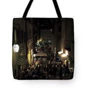 A Night In Dubrovnik Tote Bag