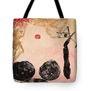 A Night Out Tote Bag