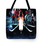 A Nightmare On Elm Street 3  Dream Warriors 1987 Tote Bag