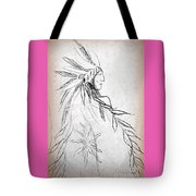 A Noble People Tote Bag