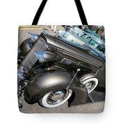 A Packard Super 8 Tote Bag