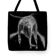 A Painful Pose Tote Bag