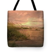 A Painted Sunrise Tote Bag