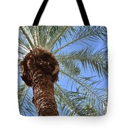A Palm In The Sky Tote Bag