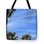 A Pandemonium Of Parrots 2 Tote Bag