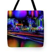 A Parallel Las Vegas Tote Bag