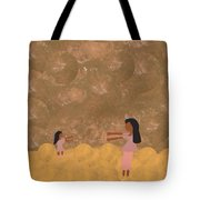 A Parent And Child Reunion Tote Bag