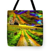 A Passage Of Time Tote Bag