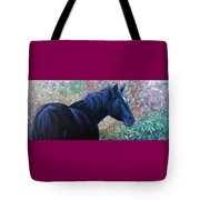 A Passing Glance From Hero Tote Bag