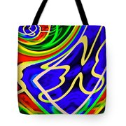 A Passing Thought Tote Bag