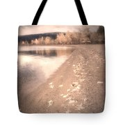 A Pastel Afternoon Tote Bag