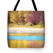 A Pastel Autumn Tote Bag
