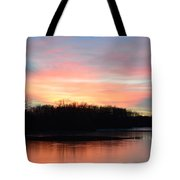 A Pastels Eve Tote Bag