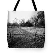 A Pasture Scene  Tote Bag