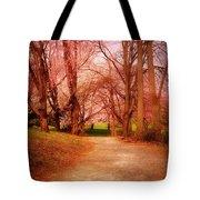 A Path To Fantasy - Holmdel Park Tote Bag