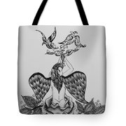 A Peace Offering Tote Bag