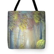 A Peaceful Journey Tote Bag