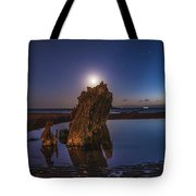 A Peaceful Night Tote Bag