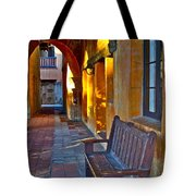 A Peaceful Resting Place Tote Bag